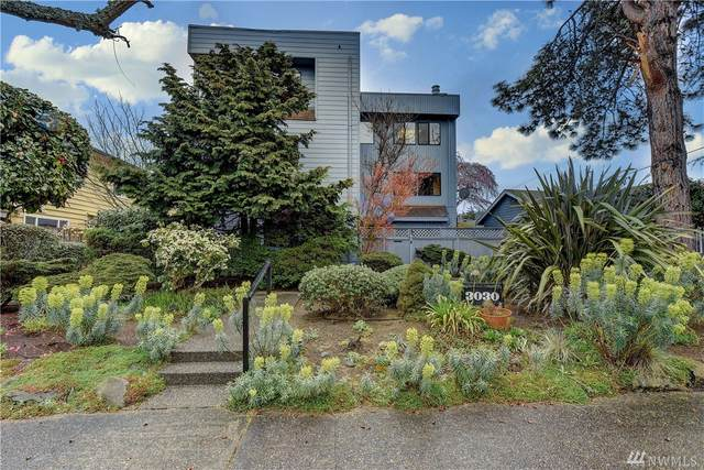 3030 64th Ave SW B, Seattle, WA 98116 (#1572975) :: Real Estate Solutions Group