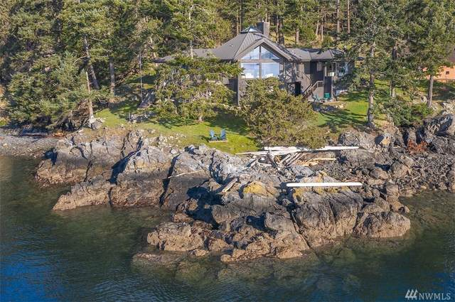1500 Foster Point Rd, Orcas Island, WA 98245 (#1573216) :: McAuley Homes