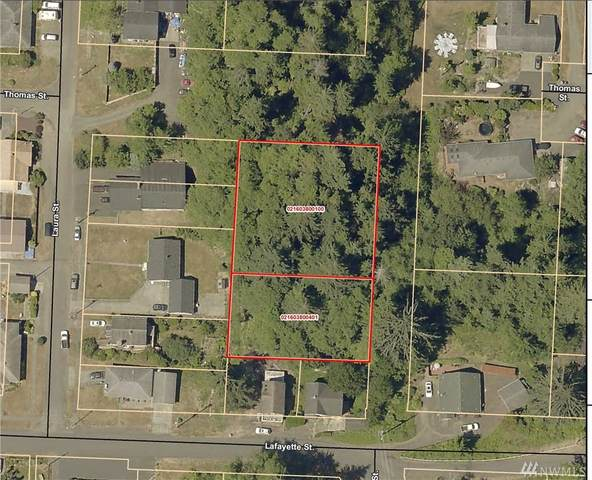 1600 Laura St, Aberdeen, WA 98520 (#1573535) :: Lucas Pinto Real Estate Group