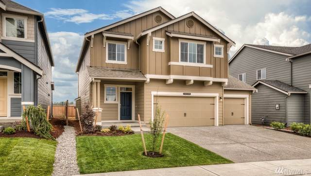 6604 281st Place NW Lot24, Stanwood, WA 98292 (#1573564) :: The Royston Team