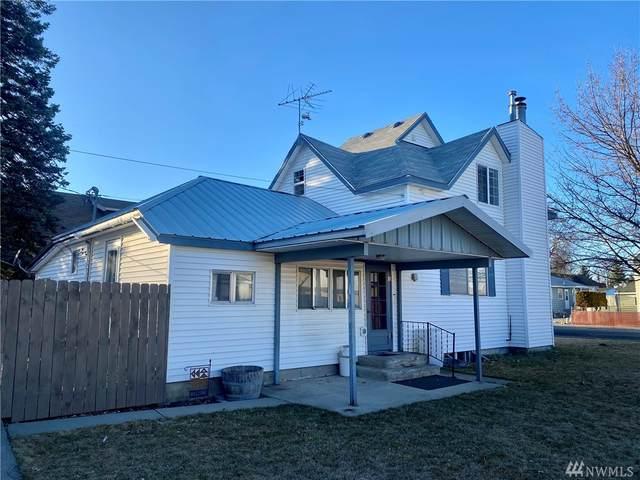 701 Maxwell St, Davenport, WA 99122 (#1573952) :: Hauer Home Team