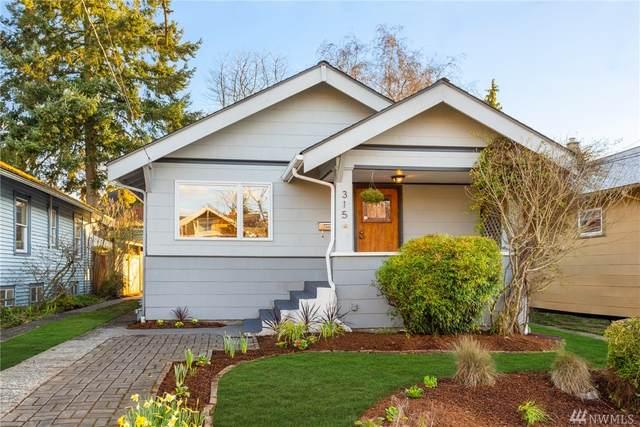 315 NW 78th, Seattle, WA 98117 (#1574172) :: The Shiflett Group