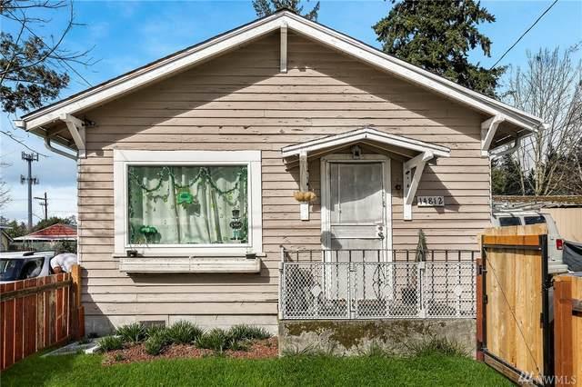14812 Grant Ave SW, Lakewood, WA 98496 (#1574221) :: Keller Williams Realty