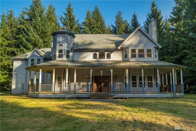 27216 97th Ave SW, Vashon, WA 98070 (#1574343) :: Better Properties Lacey