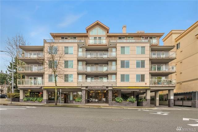 11011 NE 12th St #201, Bellevue, WA 98004 (#1574453) :: Real Estate Solutions Group