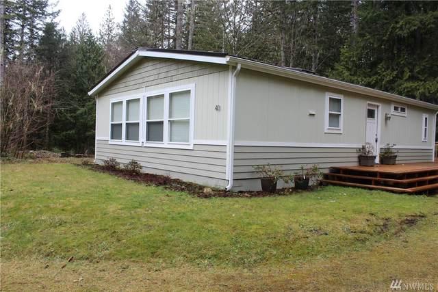40 N Goldeneye Place, Hoodsport, WA 98548 (#1574586) :: Better Homes and Gardens Real Estate McKenzie Group