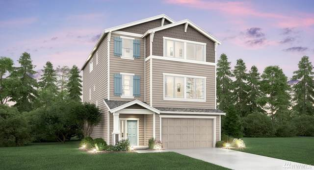 29402 123rd (Lot 18) Place SE #18, Auburn, WA 98092 (#1574590) :: Real Estate Solutions Group
