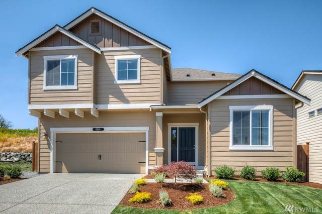 6603 281st Place NW Lot43, Stanwood, WA 98292 (#1575093) :: Real Estate Solutions Group