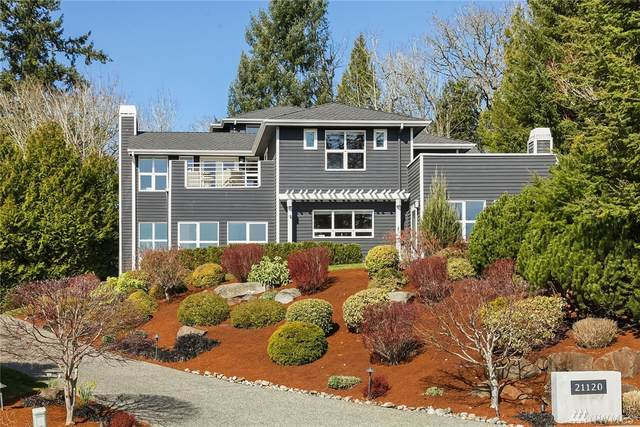 21120 SE 40th Place, Sammamish, WA 98075 (#1575244) :: NW Homeseekers