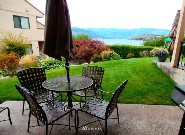 100 Lake Chelan Shores Drive 14-1J, Chelan, WA 98816 (#1575378) :: My Puget Sound Homes
