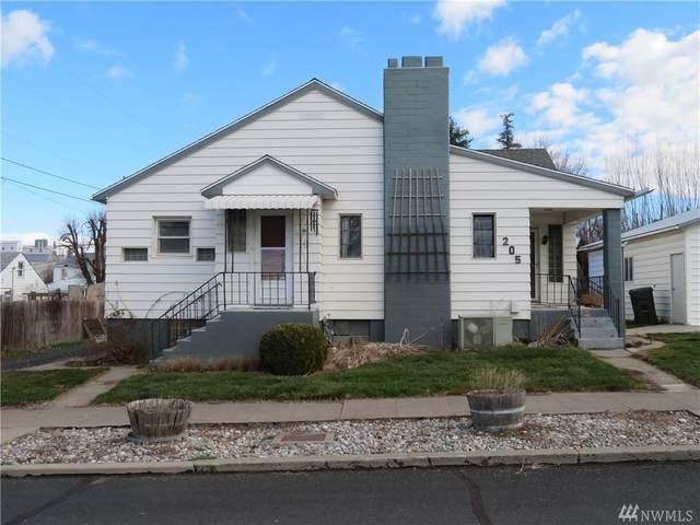 205 S Adams Ave, Ritzville, WA 99169 (#1575468) :: Canterwood Real Estate Team
