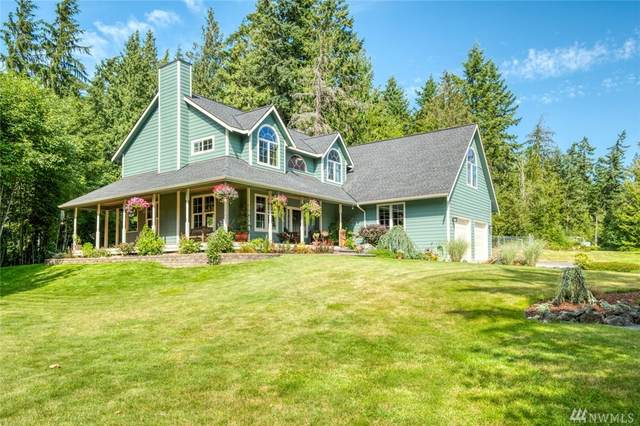 314 Walker Valley Rd, Port Angeles, WA 98362 (#1575511) :: The Kendra Todd Group at Keller Williams