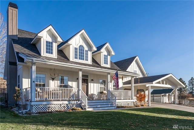53 Long Dr, Pateros, WA 98846 (#1575545) :: Mike & Sandi Nelson Real Estate