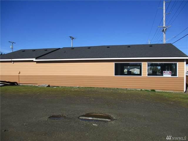 203 S Montesano St, Westport, WA 98595 (#1575623) :: Real Estate Solutions Group