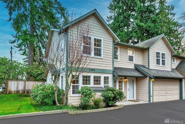 7504 210th St SW #2, Edmonds, WA 98026 (#1575625) :: McAuley Homes