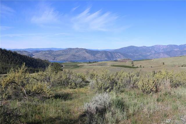 0 Purtteman Gulch Road, Chelan, WA 98816 (#1575692) :: Pacific Partners @ Greene Realty