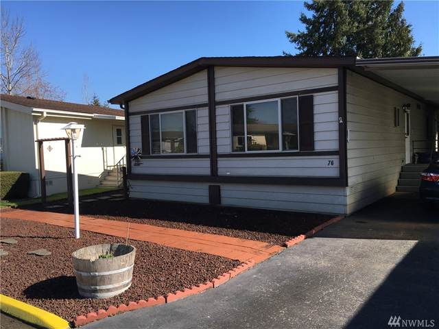 5900 64th St NE #76, Marysville, WA 98270 (#1575781) :: Keller Williams Realty
