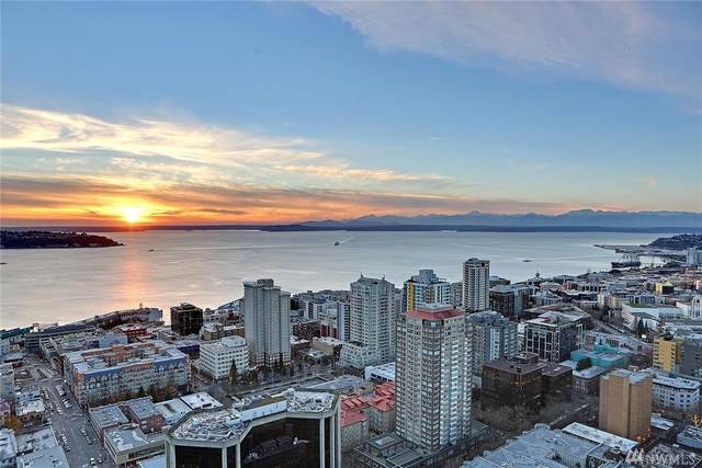 588 Bell St 3106S, Seattle, WA 98121 (#1575955) :: The Kendra Todd Group at Keller Williams