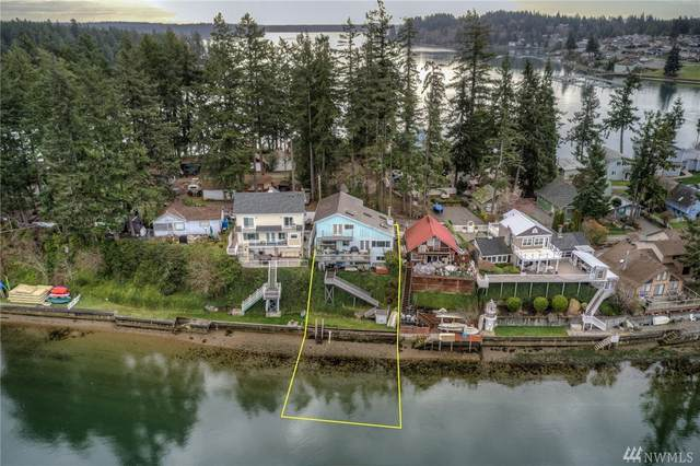 3028 Steamboat Island NW, Olympia, WA 98502 (#1576013) :: Better Properties Lacey