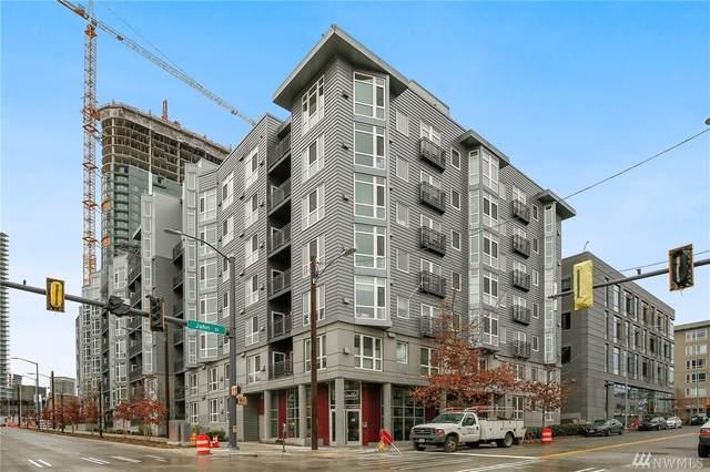 699 John St #605, Seattle, WA 98109 (#1576018) :: The Kendra Todd Group at Keller Williams