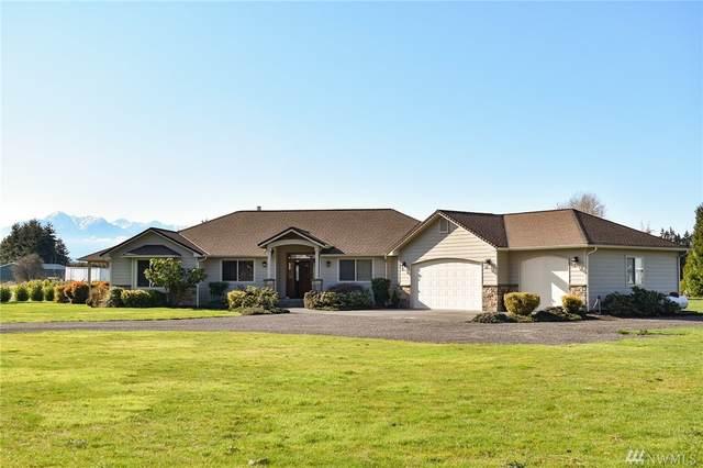 247 Jake Wy, Sequim, WA 98382 (#1576163) :: Ben Kinney Real Estate Team