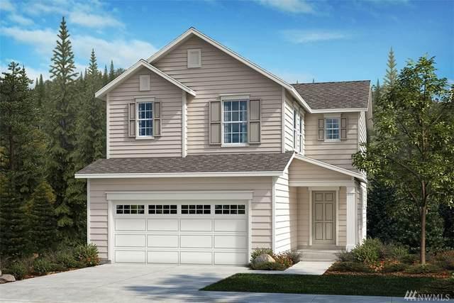 18105 SE 240th Place #14, Covington, WA 98042 (#1576269) :: Sarah Robbins and Associates