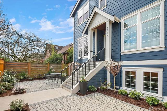 2015 Mcgilvra Blvd E, Seattle, WA 98112 (#1576270) :: NW Homeseekers
