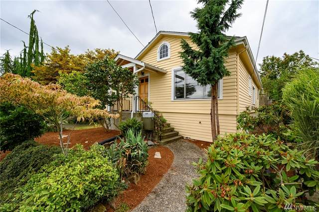 5023 38th Ave NE, Seattle, WA 98105 (#1576517) :: Real Estate Solutions Group