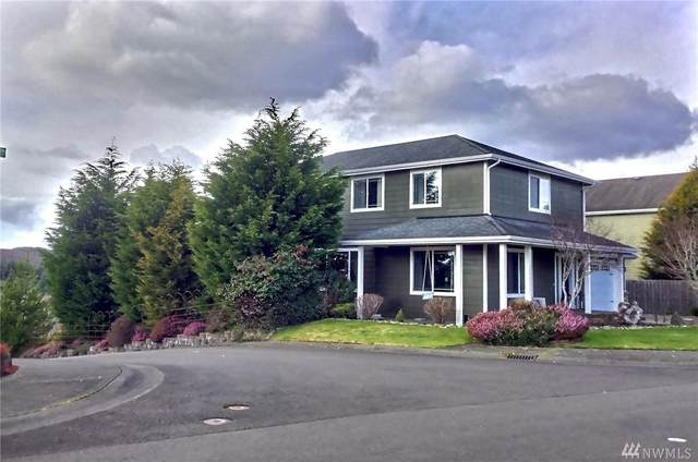 1401 Grays Pointe Lane, Aberdeen, WA 98520 (#1576520) :: TRI STAR Team | RE/MAX NW