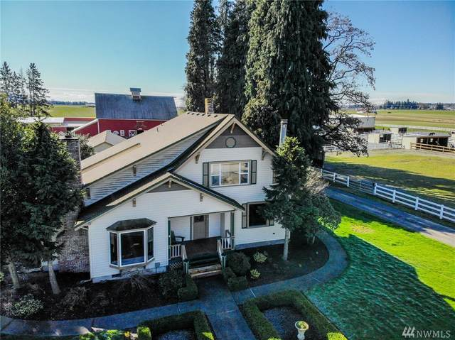 18244 Sam Bell Road, Bow, WA 98232 (#1576537) :: The Kendra Todd Group at Keller Williams