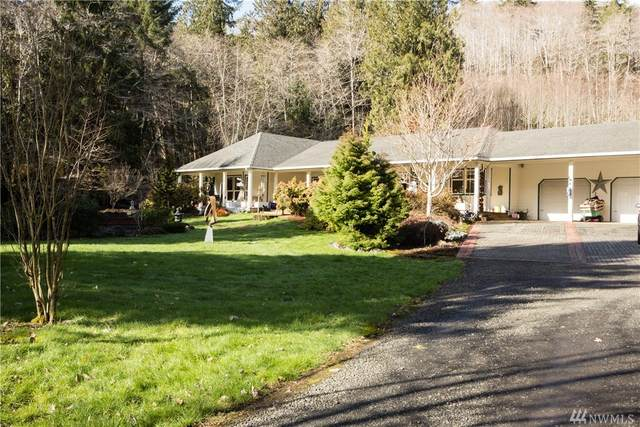 257 Mill Creek Rd, Raymond, WA 98577 (#1576828) :: The Kendra Todd Group at Keller Williams