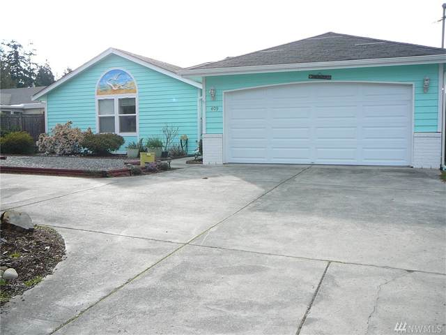 409 S Fifth Ave, Sequim, WA 98382 (#1576969) :: The Kendra Todd Group at Keller Williams