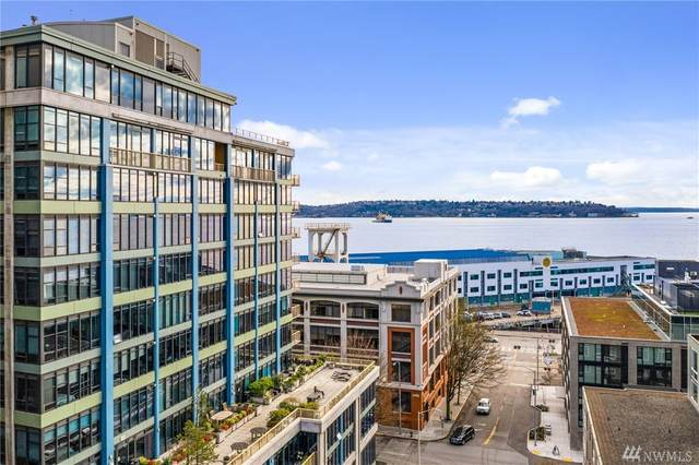 2716 Elliott Ave #1204, Seattle, WA 98121 (#1577139) :: The Kendra Todd Group at Keller Williams
