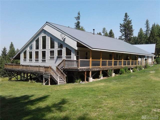 208 Fletcher Road, Oroville, WA 98844 (#1577465) :: Icon Real Estate Group