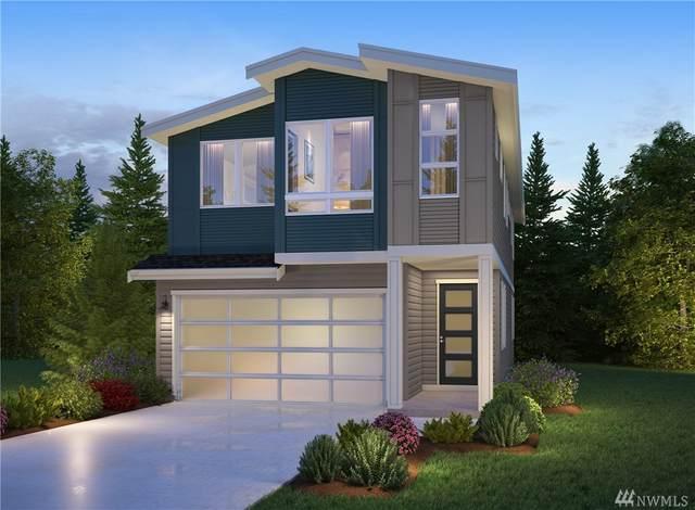 13828 NE 97TH St #18, Redmond, WA 98052 (#1577628) :: Real Estate Solutions Group