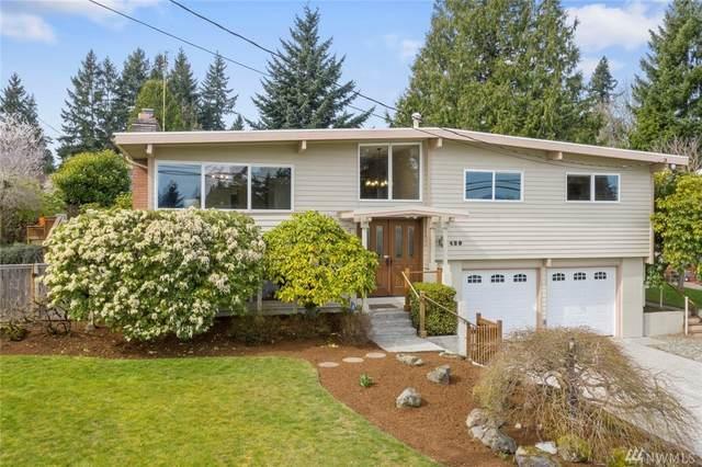 429 167th Ave NE, Bellevue, WA 98008 (#1577802) :: Keller Williams Realty