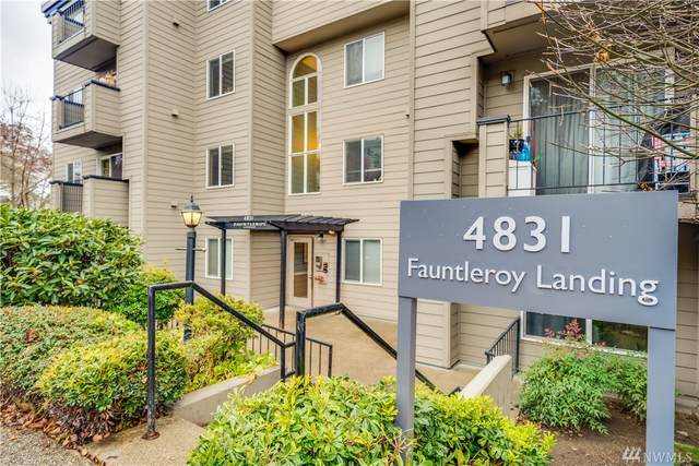 4831 Fauntleroy Wy SW #207, Seattle, WA 98136 (#1577877) :: The Kendra Todd Group at Keller Williams
