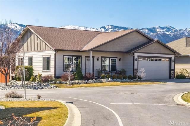 201 Village Dr, Manson, WA 98831 (MLS #1578107) :: Nick McLean Real Estate Group