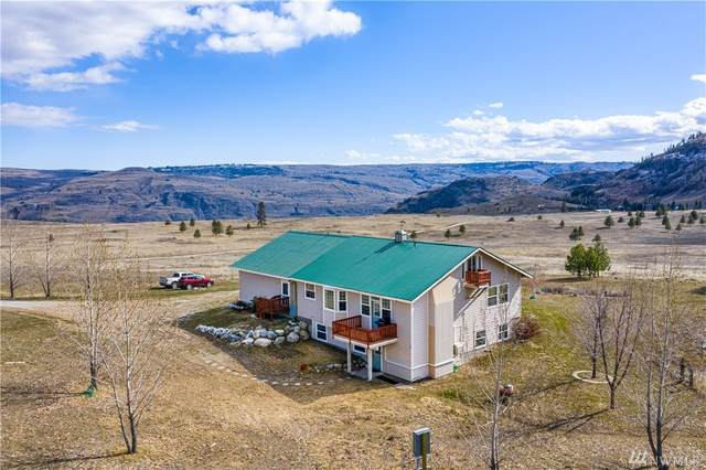 765 Highland Haven Lane, Chelan, WA 98816 (#1578108) :: TRI STAR Team | RE/MAX NW