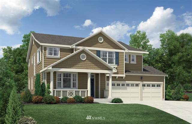 13309 55th Avenue Ct NW Lot38, Gig Harbor, WA 98332 (#1578194) :: Mike & Sandi Nelson Real Estate
