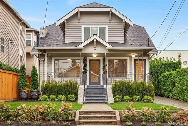 816 N 43rd St, Seattle, WA 98103 (#1578240) :: Beach & Blvd Real Estate Group