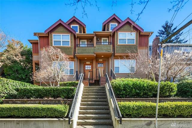 3142 Franklin Ave E A, Seattle, WA 98102 (#1578249) :: The Kendra Todd Group at Keller Williams