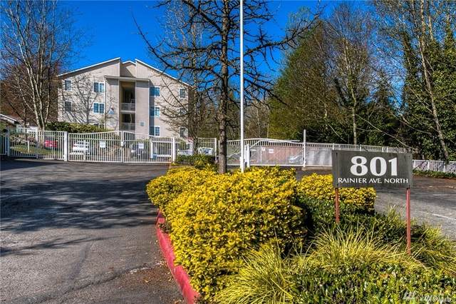 801 Rainier Ave N A301, Renton, WA 98057 (#1578285) :: Real Estate Solutions Group