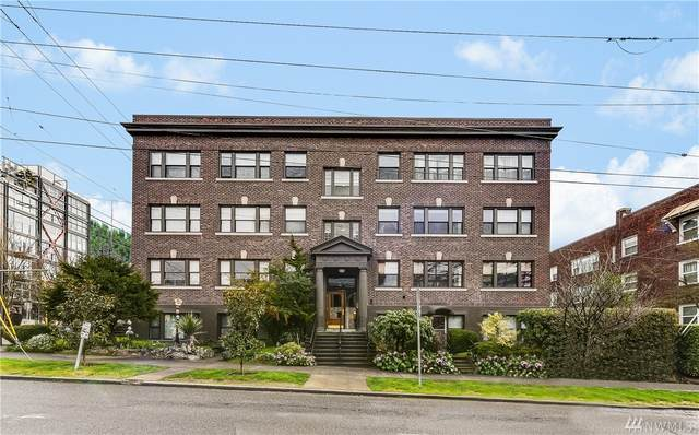 1136 13th Ave #303, Seattle, WA 98122 (#1578391) :: Real Estate Solutions Group