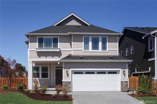 3006 47th St SE #357, Everett, WA 98203 (#1578556) :: Keller Williams Realty