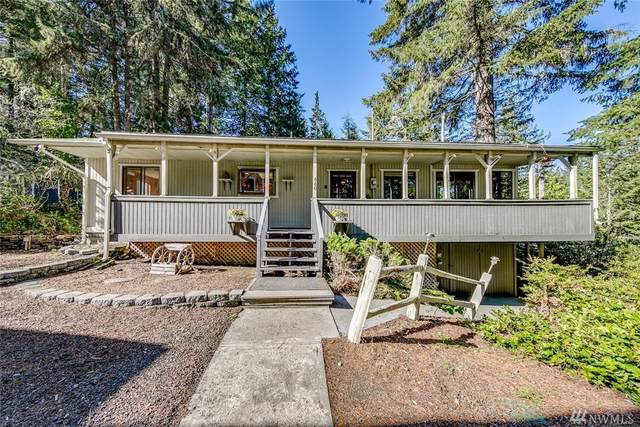660 N Colony Surf Dr, Lilliwaup, WA 98555 (#1578759) :: Real Estate Solutions Group