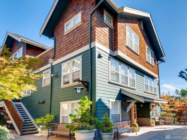 5430 California Ave SW 3B, Seattle, WA 98136 (#1578848) :: Keller Williams Realty