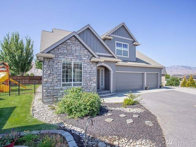 1465 Copper Lp, East Wenatchee, WA 98802 (#1579038) :: The Kendra Todd Group at Keller Williams
