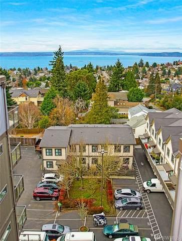 4315 SW Hudson St C9, Seattle, WA 98116 (#1579200) :: Keller Williams Realty
