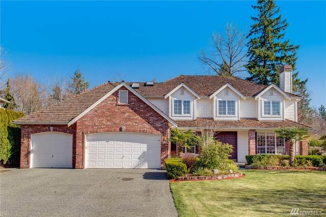 2036 266th Place SE, Sammamish, WA 98075 (#1579405) :: Real Estate Solutions Group
